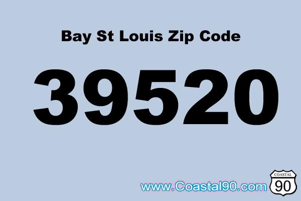 Bay St Louis Zip Code