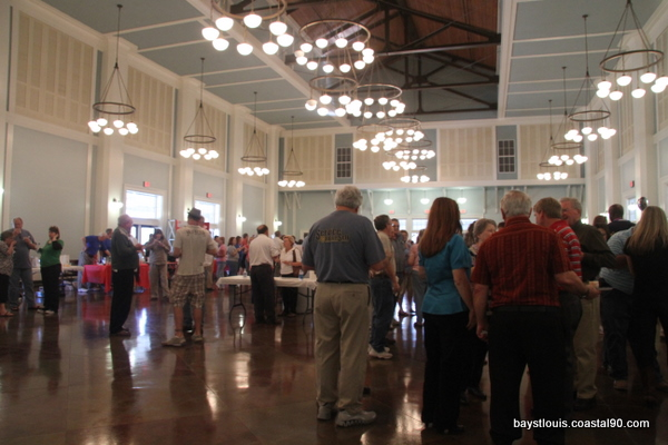 Bay St. Louis Rotary Club Chili Cook Off In New Community Hall