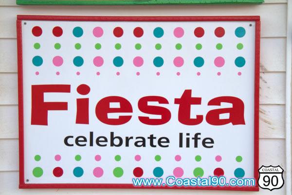 Fiesta on Main Street in Bay St. Louis