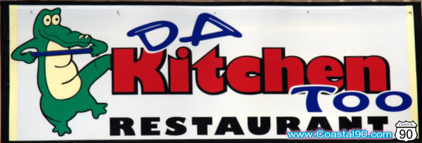 Da Kitchen Too restaurant in Waveland Mississippi