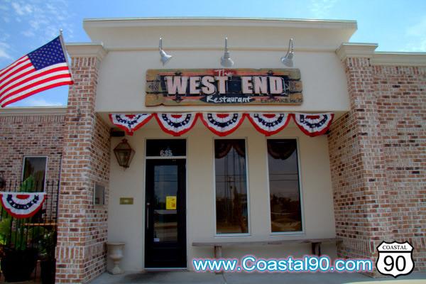 Waveland Mississippi Upscale Restaurant