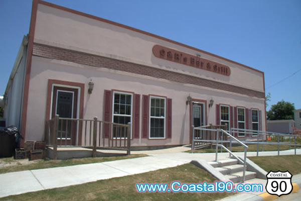C & R Bar and Grill is a business located on Coleman Ave in Waveland Mississippi