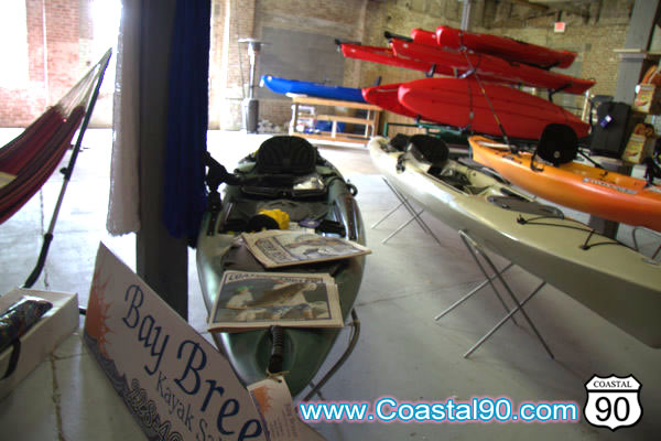 Kayak Rental Bay St. Louis