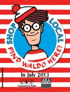 Where Is Waldo Local Find in Bay St Louis Mississippi