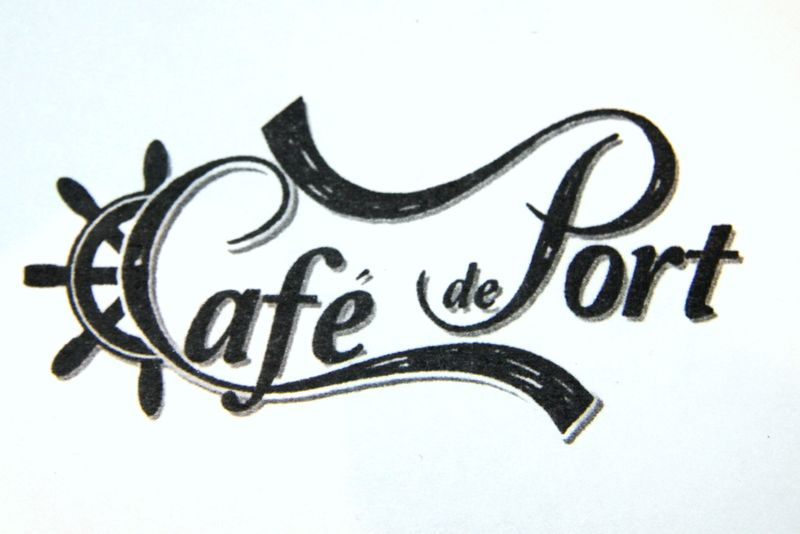 Cafe de Port coffee shop.